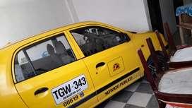 Busco empleo conductor de taxi