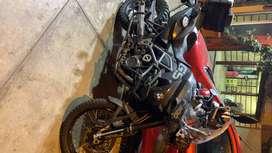 Vendo BMW F800GS 3 black versión especial perfecto estado