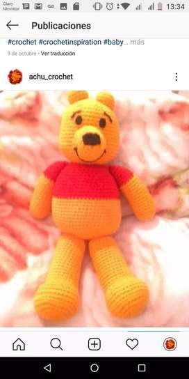 Winnie Pooh personalizado