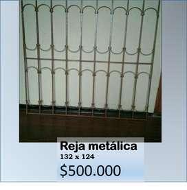 Reja metálica