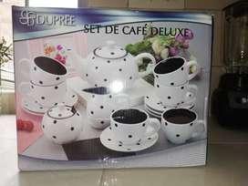 Set de Café Deluxe Nuevo