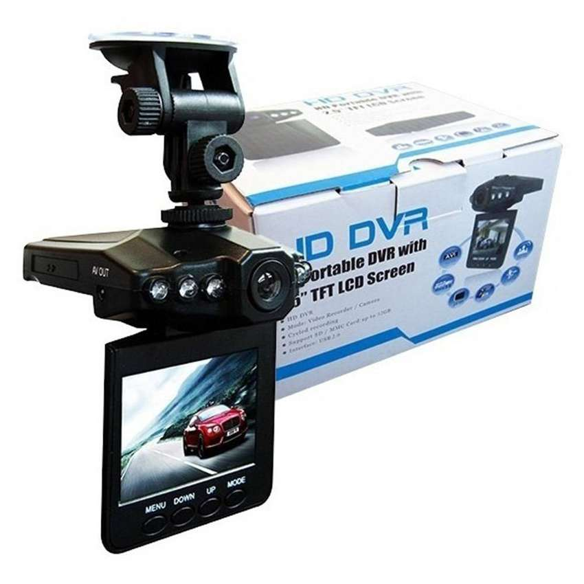 cámara para carros dvr HD visión nocturna pantalla 2.5