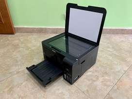 Impresora Multifuncional inalambrica con escaner y copiadora EcoTank L4160