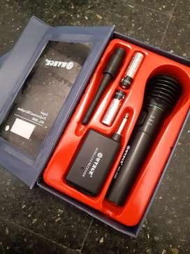 Microfono inalambrico o a cable