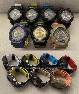 Reloj Gshock y BabyG Importados