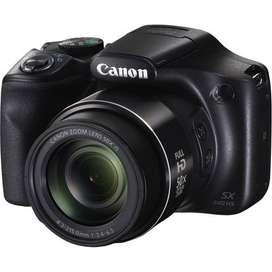 Cámara digital Canon PowerShot SX540 HS - Nueva