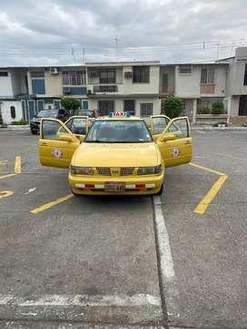 Se vende taxi todo en regla