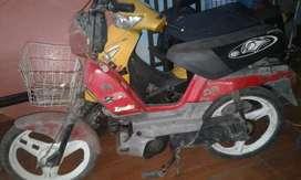"""Moto Zanella Sol """" 70 """""""