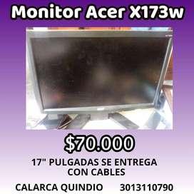 monitor precio negociable