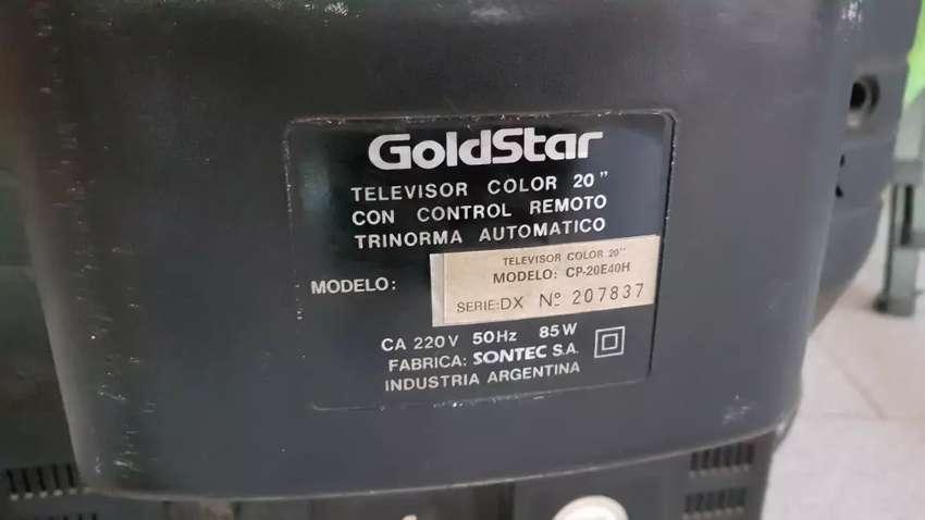 Vendo Tv goldstar 0
