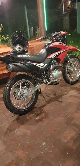 Vendo Honda Xr150 Como Nueva