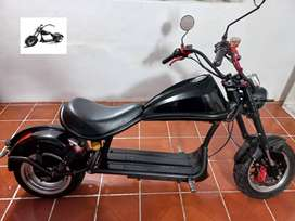 SCOOTER TIPO HARLEY-DAVIDSON