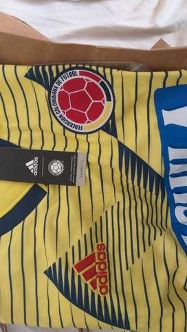 Camisetas Originales Seleccion Colombia