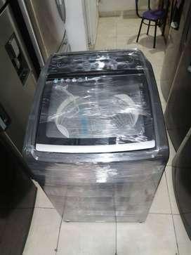 Lavadora Whirlpool 36 libras tapa de vidrio