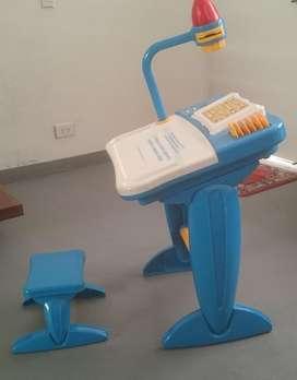 Escritorio Interactivo Infantil.
