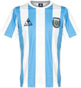 Camiseta Retro Argentina 1986