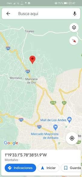 Ambato, Huachi Grande TERRENO DE VENTA