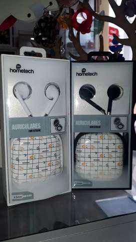Auriculares Hometech