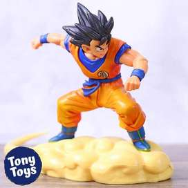 Goku nube Dragon Ball