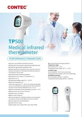 termomentros  infrarrojos medicos