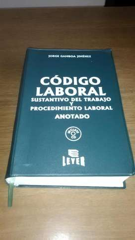 3 LIBROS LEYER. Código Laboral, Editorial Leyer 2007, con CD...