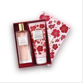 set perfume suizo