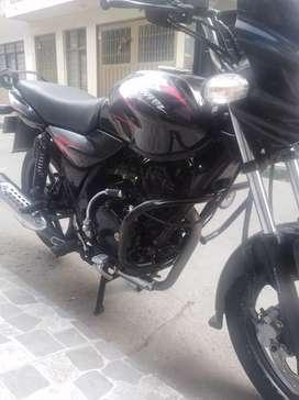 Motocicleta modelo 2011 Discover cc 135