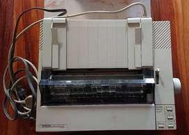 Impresora EPSON Action Printer 2000, Matriz De Punto