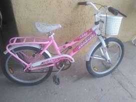 Líquido bici para nena
