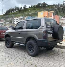 Toyota prado 3p