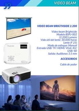 VIDEO BEAM BRIGTHSIDE 2.200