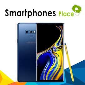 SAMSUNG GALAXY NOTE 9 DE 128GB Y 6GB DE RAM NUEVOS SELLADOS GARANTÍA TIENDA SMARTPHONES PLACE