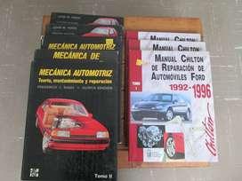 libros tecnicos automotrices
