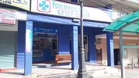 Vendo Farmacia Cruz azul