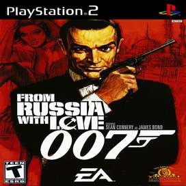 20 Juegos de PS2 Nuevos Playstation 2