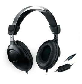 Audífono Diadema Microfono Boton Manos Libres Genius M505x