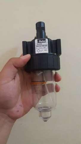 vendo filtro-lubricador- regulador marca parker de 250 psi