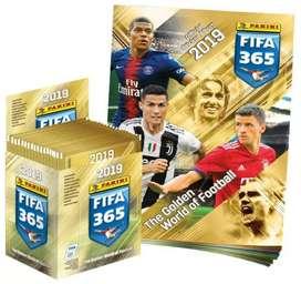 Paqueton Album Fifa 365 2019 Panini
