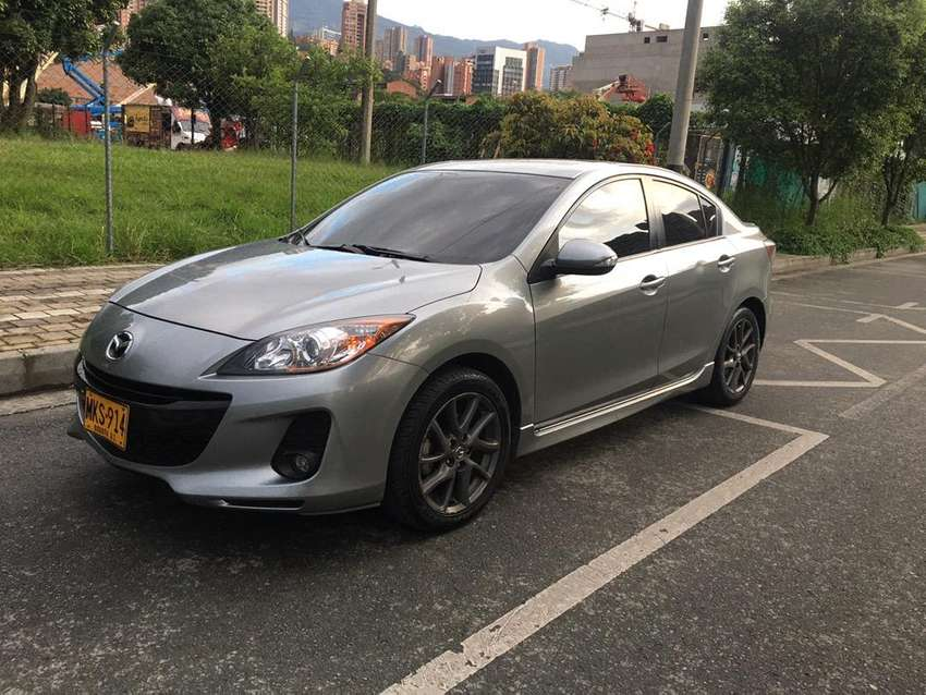 Mazda 3 All New triptonico, sedan, 2.0 cc, sunroof, refull! 0