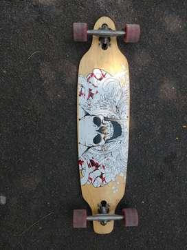 Longboard usado