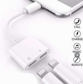 Adaptador iPhone Dual Lightning