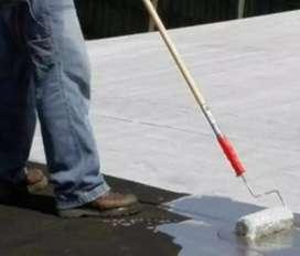 Tapa goteras y reparacion de techos en general