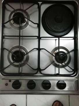 Cubierta Estufa de cocina Gas Natural y Electrica