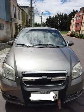 Chevrolet Aveo Avance 2014