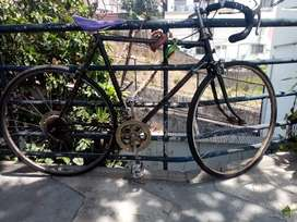 bicicleta usada de carrera. aro 27, 1 - 1/4