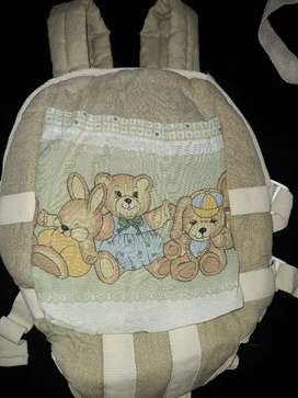 Mochilas porta bebé