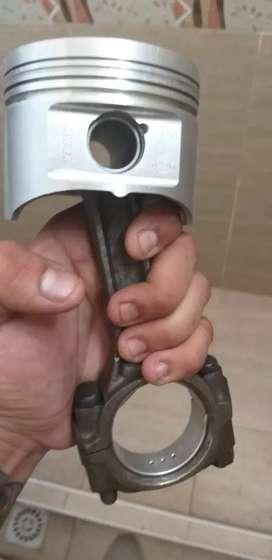 Vendo pistones iapel para fiat aspirado de 83mm nuevos