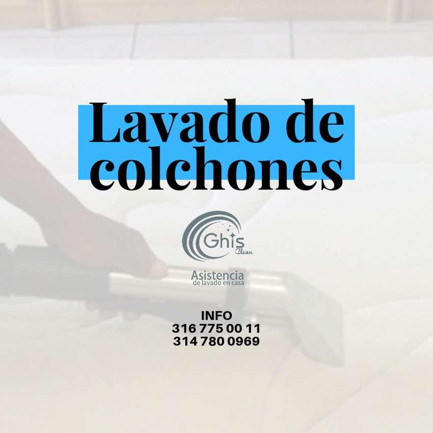 Lavado de Colchones en Pereira Ghis Clean - Eje Cafetero 0