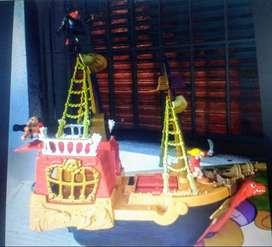 Barco Pirata Fisher Price