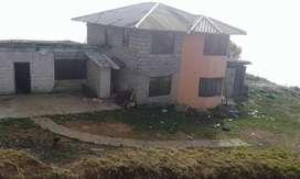Oportunidad Casa en obra Gris con amplio Terreno